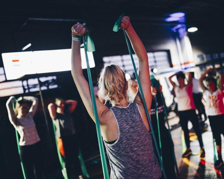 Почему фитнес резинки так популярны