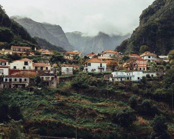 Мадейра - остров вечной весны