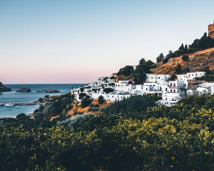 Родос - остров бога Солнца