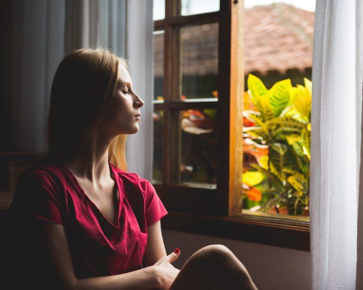 Как совместить уборку и медитацию?